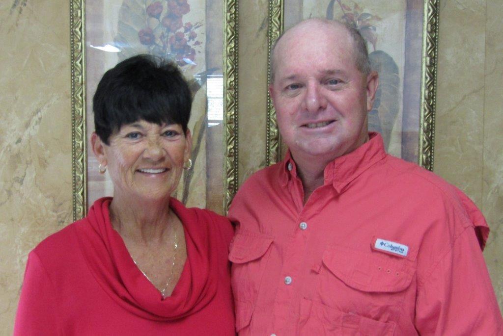 Keith and Kathy Marchbanks