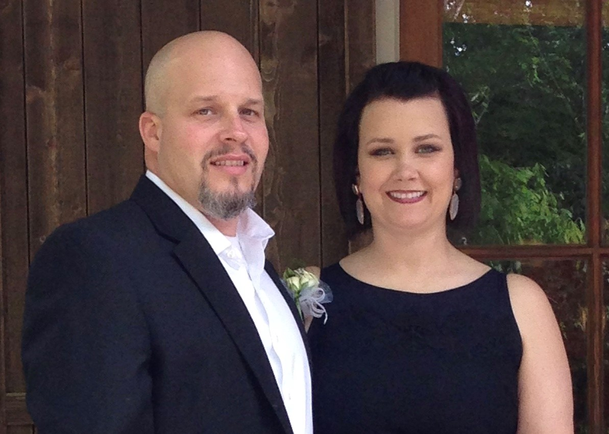 Gary and Hannah Loper